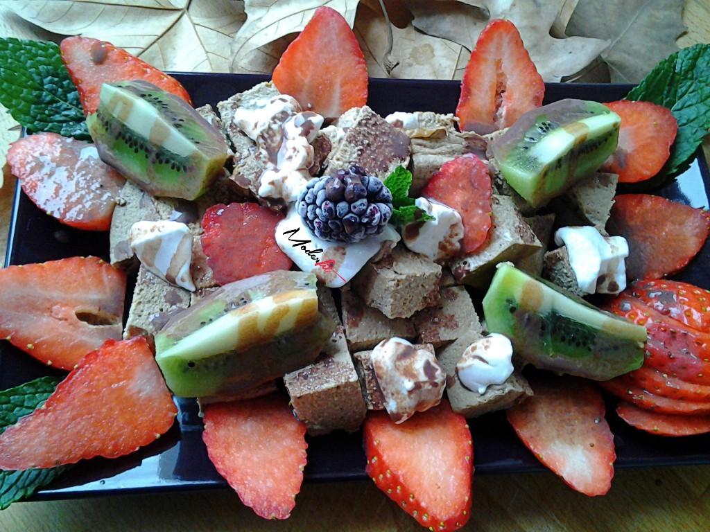 tofu,fresas y walden 2