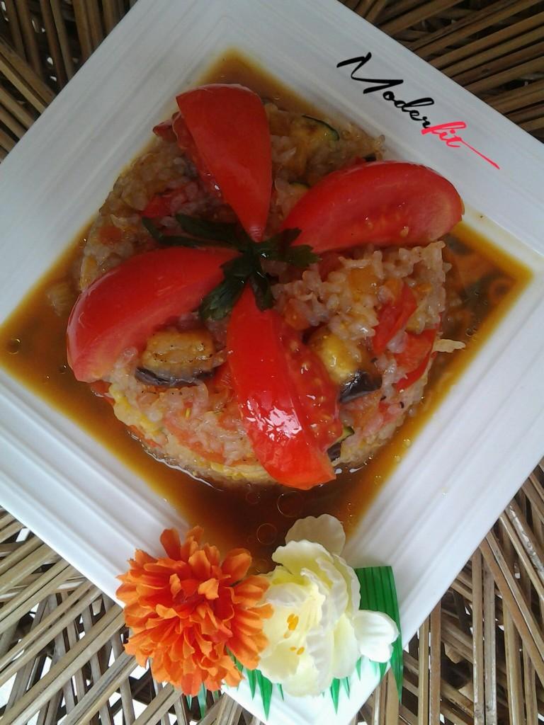 arroz konjac